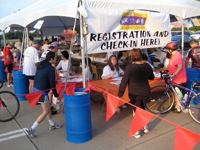 Registration and Check In