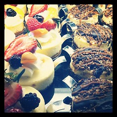 #yum Doesn't this make your mouth water?! #dessert #tinyfood #houston #centralmarket