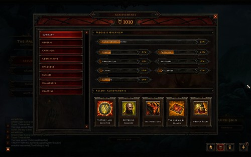 Diablo III - Achievements