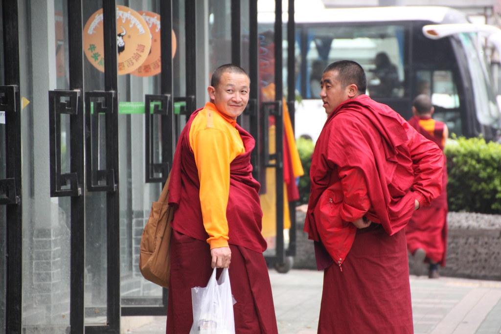 チベット人街