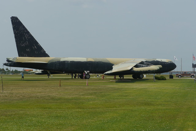 Boeing B-52D Stratofortress