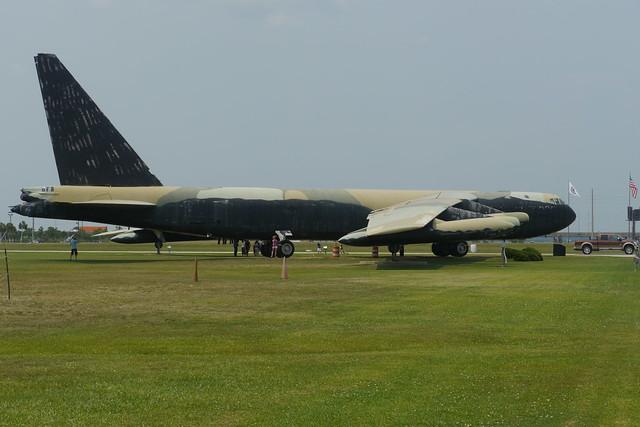 Boeing B-52D Stratofortress