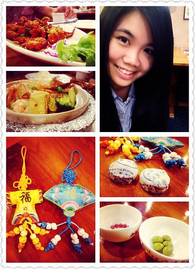 Dinner at Hong Kong Chinese Restaurant