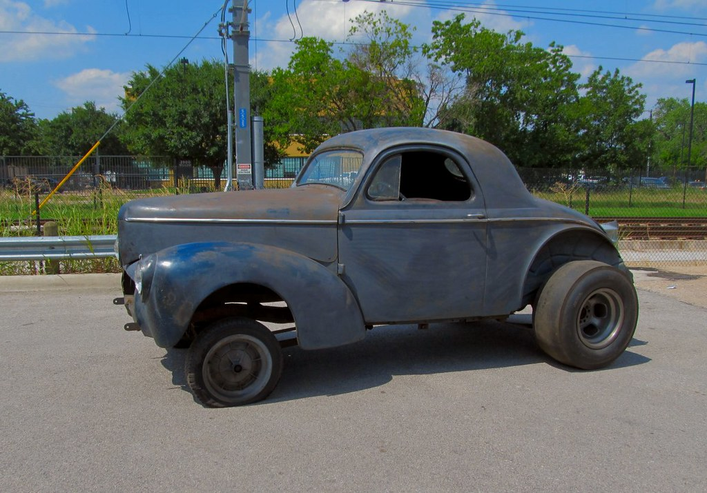History - The Planets Align & I Buy a \'41 Willys Coupe: Can you help ...