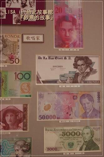 幼儿园主题墙钱币