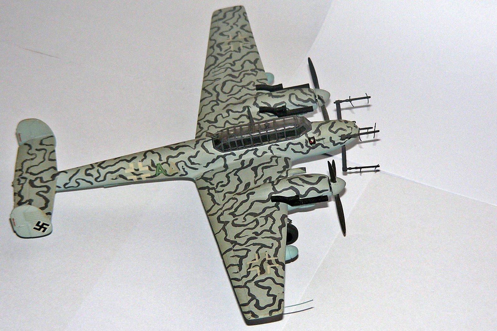 Messerschmitt Me 110G-4 Frog