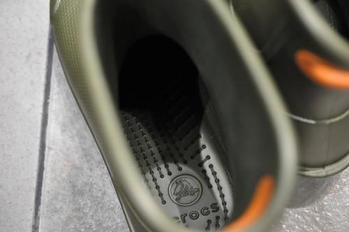 クロックス 長靴