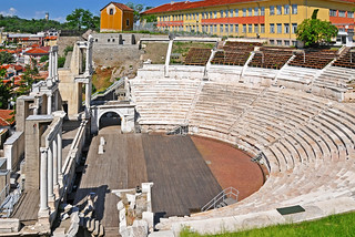 Bulgaria-0776 - Roman Theatre of Philippopolis
