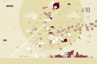 Luftrausers on PS3 and PS Vita