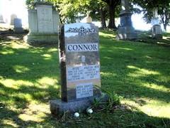 Roger Conner's Gravesite