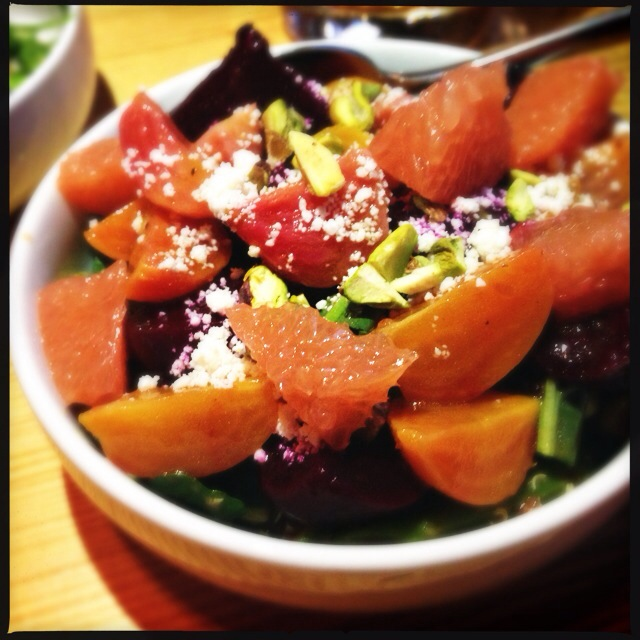 Petty Cash Baby Beets Salad by Caroline on Crack