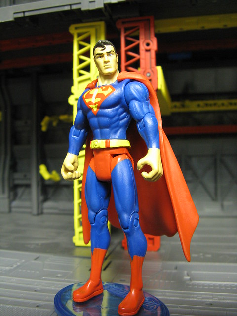 Infinite Heroes Superman