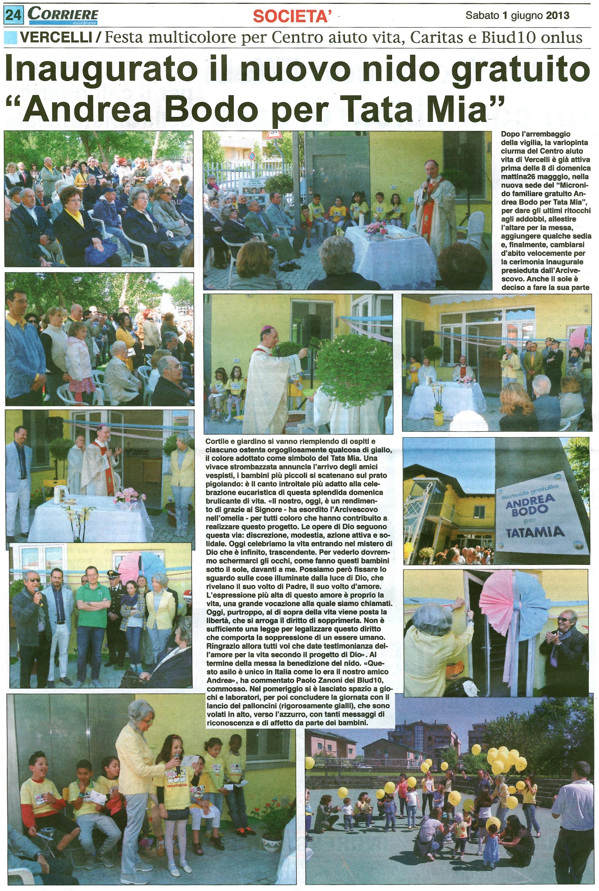 Corriere Eusebiano 01-06-2013