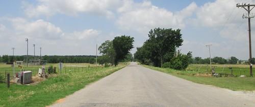 Southwestern Oklahoma Landscape (Caddo County, Oklahoma)