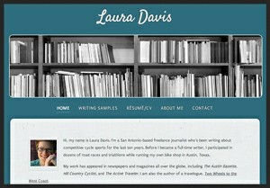 Writer's Residence Website