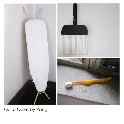art-Quite Quiet by Pang