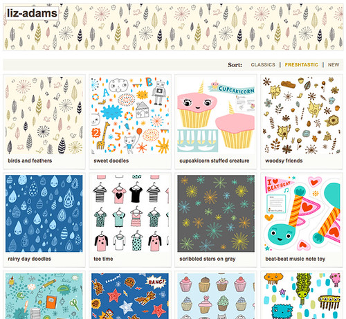 spoonflower updates