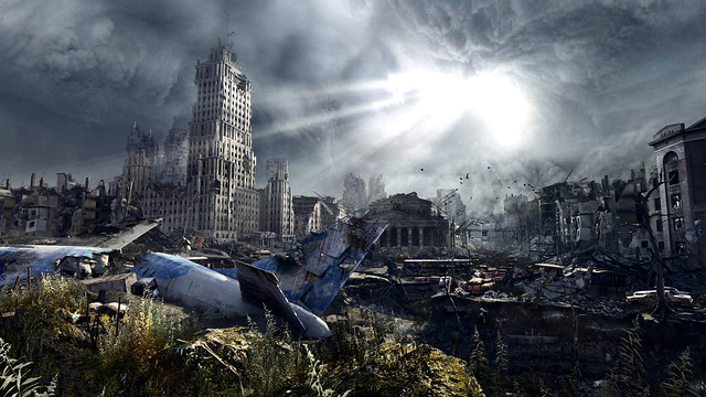 Metro Last Light - Screenshot 1