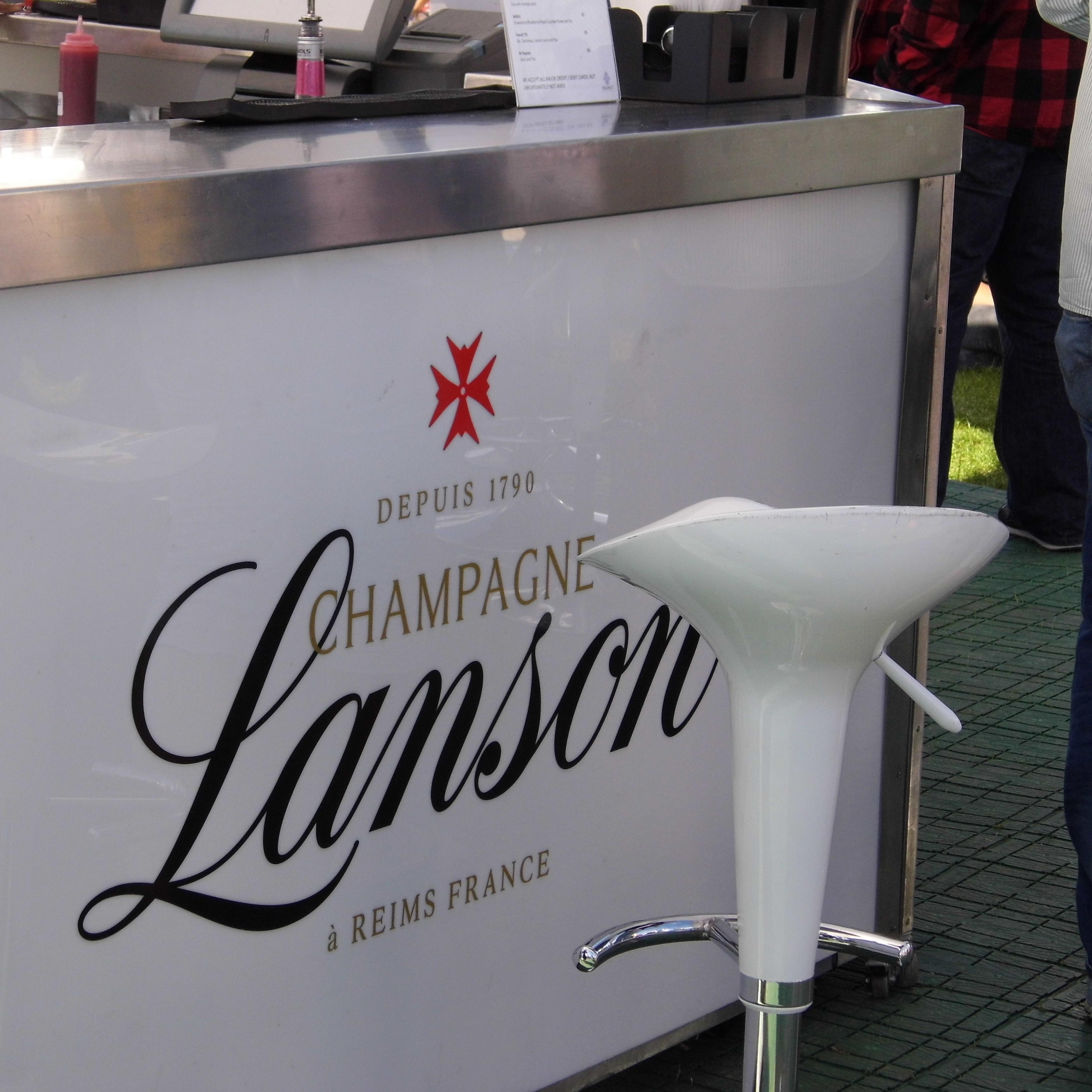 Clapham Foodies Fest Lanson