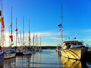 Nanaimo Harbour, 07062013