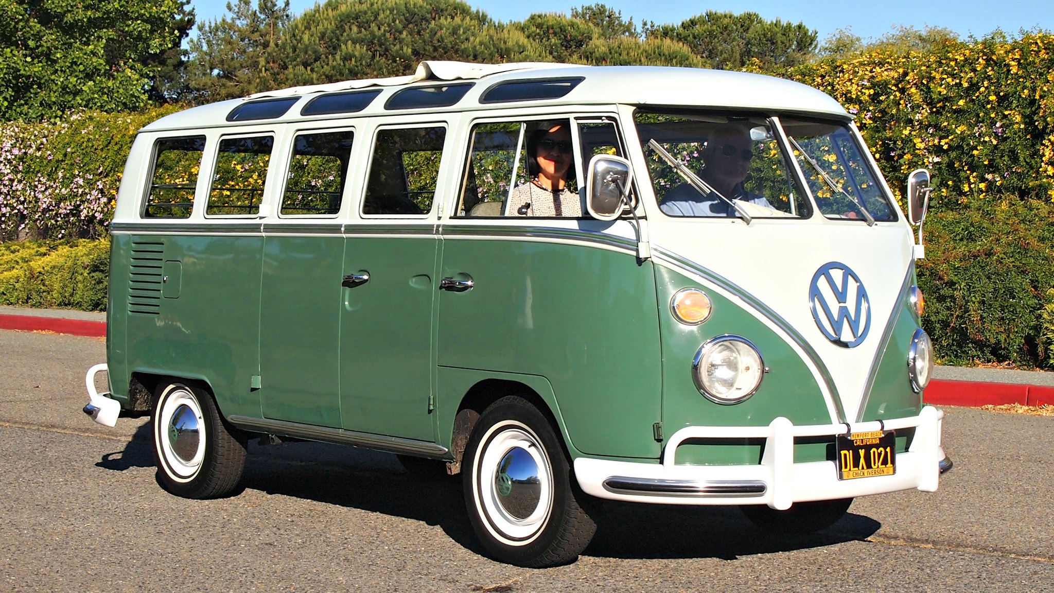 1965 volkswagen type ii 13 window bus 39 536 cvl 39 1 flickr for 13 window vw bus