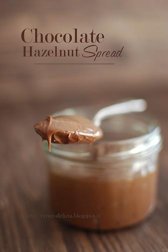 Crema spalmabile alle nocciole