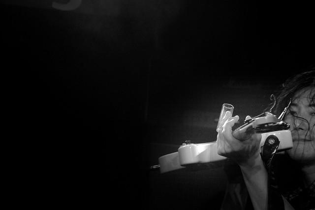 O.E. Gallagher live at Crawdaddy Club, Tokyo, 15 Jun 2013. 372