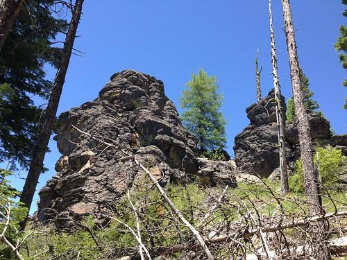 Cougar Rock