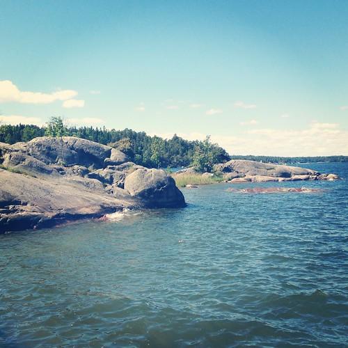 View from Framfikan, Grinda, Sweden