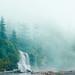 Tsusiat falls by Bryn Tassell