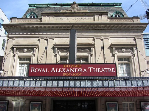 Royal Alexandra Theatre Facade
