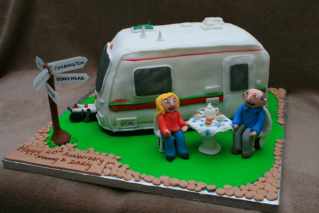Caravan Cake Explore Eldriva S Photos On Flickr Eldriva