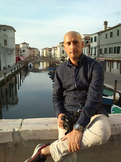 sunset in Chioggia :-):-)