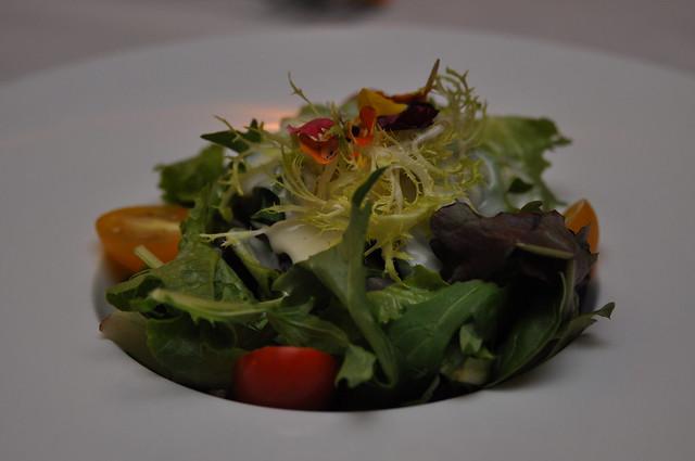 Sesame Grill- Arcadia, CA: Green Salad
