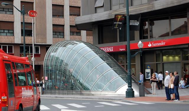Tour arquitetônico por Bilbao