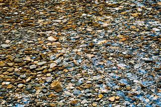Stream Bed, Multnomah Falls