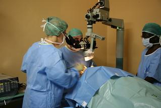 sala operatoria progetto-ottico
