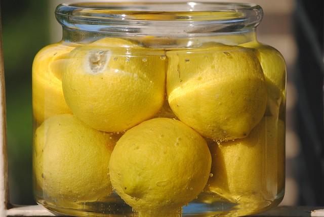 Preserved Lemon (Квашеные лимоны)