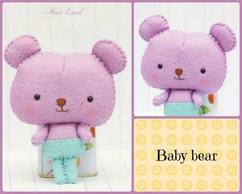 Bebé oso