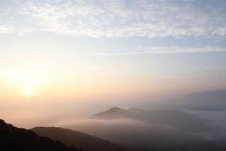View from Unkai Terrace / 雲海テラスからの眺望