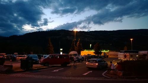 Fast ein Sonnenuntergang  ... #Lumia1020