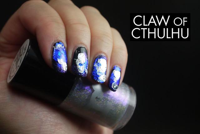 Ciate Very Colourfoil Manicure and Rainbow Honey Diamond Dust