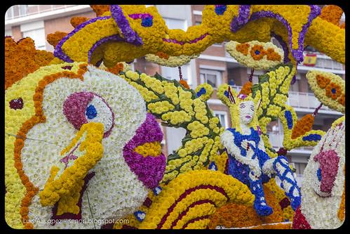 Batalla de las Flores, Laredo