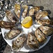 Oysters at Cancale. France. August 2013 by The Horror