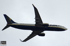 EI-EPH - 40311 - Ryanair - Boeing 737-8AS - Luton - 2013 - Steven Gray - IMG_6900