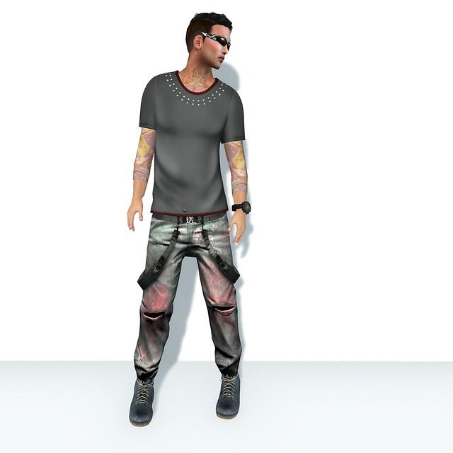 Elysium - Grunge Pants