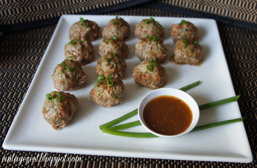 -Sweet & Sour Turkey Meatballs - Kraft Recipe Makers - Shop 23
