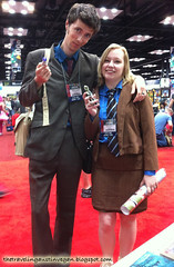 Two Doctors Cosplay - Gen Con 2013