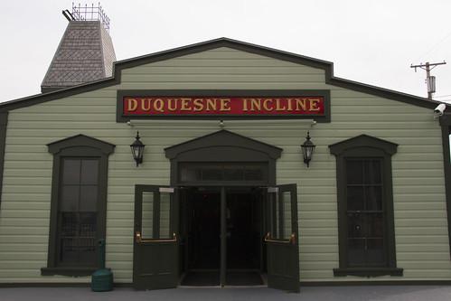 Duquesne Incline Building