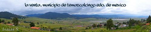 naturaleza méxico de la paisaje panoramica venta estado temascalcingo